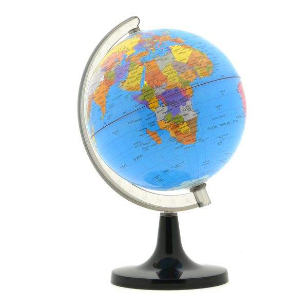 Productfotografie fotostudio MagicBOX wereldbol