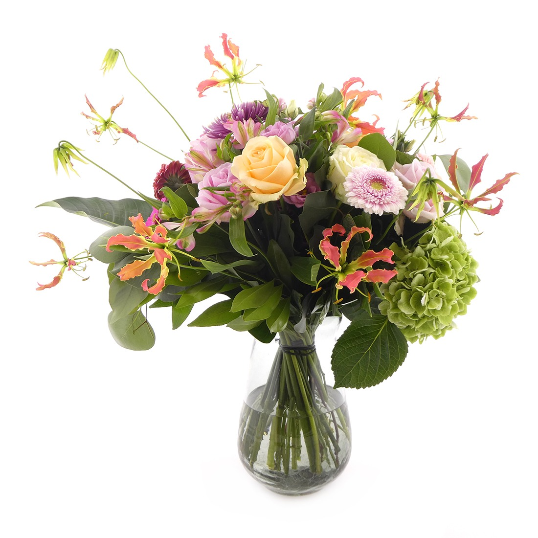 Productfotografie fotostudio planten en bloemen