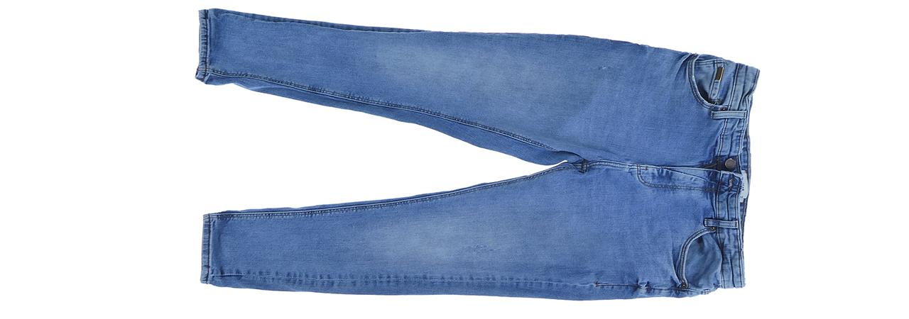 impressie spijkerbroek