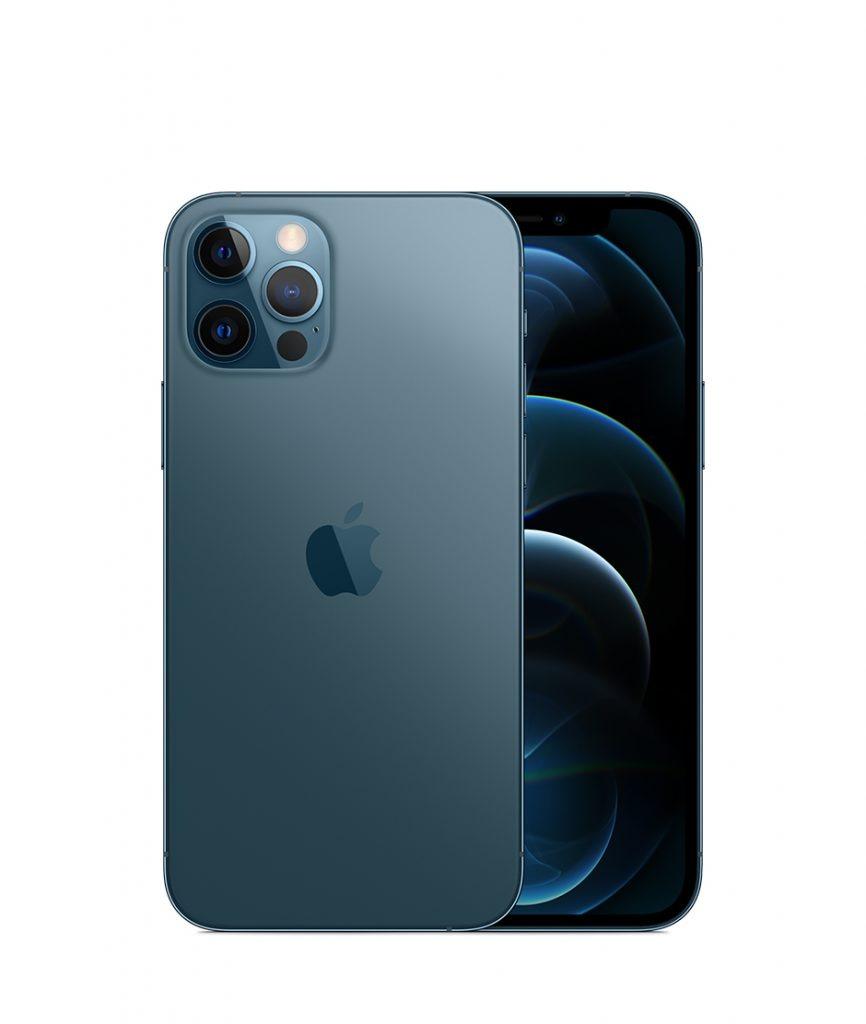 iphone pro blue hero